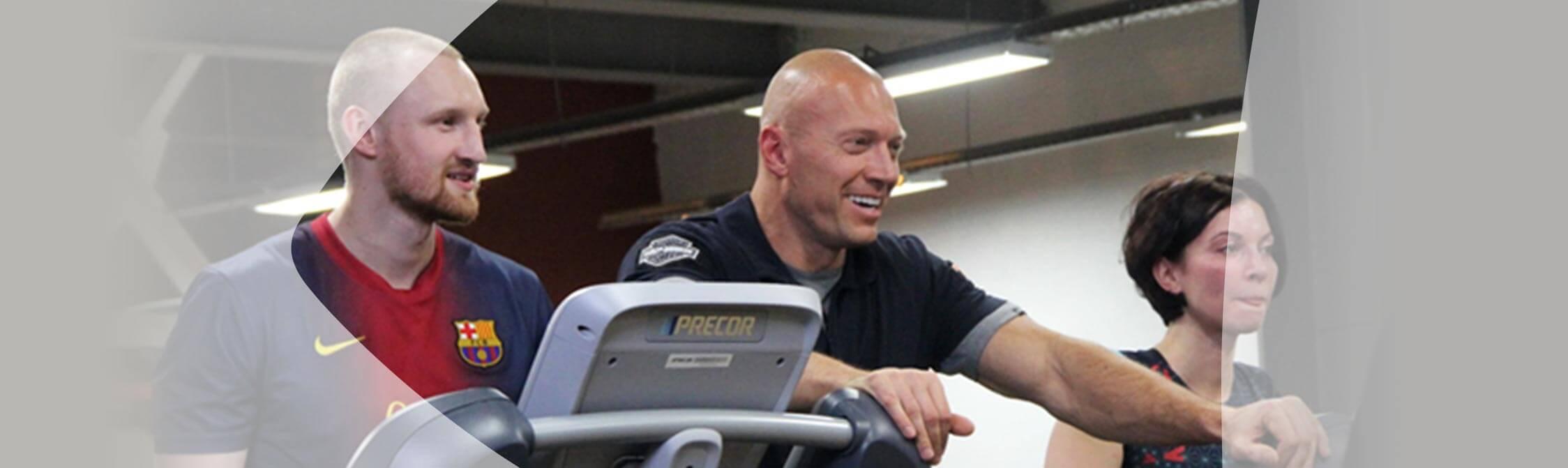 Программа тренировок Дениса Семенихина - тренировки или курение